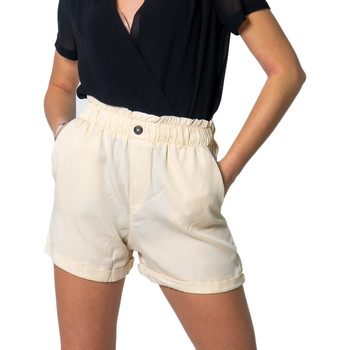 Kleidung Damen Shorts / Bermudas Noisy May 27010898 Beige