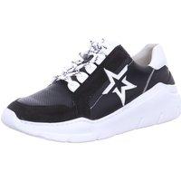 Schuhe Damen Derby-Schuhe & Richelieu Paul Green Schnuerschuhe Sneaker 4876-026 schwarz