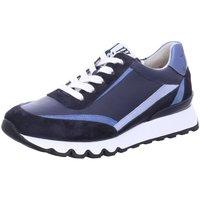 Schuhe Damen Sneaker Paul Green space-Blau TEUER 4969-036 blau