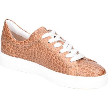 Schuhe Damen Sneaker Maripé Kissa Caramello 30191-6154-2 braun