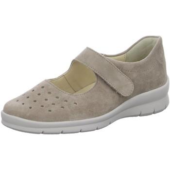 Schuhe Damen Slipper Semler Slipper Xenia X2075042/028 beige