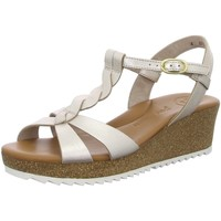 Schuhe Damen Sandalen / Sandaletten Paul Green Sandaletten 7597 7597-016 gold
