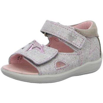 Schuhe Mädchen Babyschuhe Ricosta Maedchen Vivi 3125100/451 silber