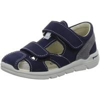 Schuhe Jungen Babyschuhe Ricosta Sandalen KASPI blau