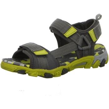 Schuhe Jungen Sandalen / Sandaletten Superfit Schuhe Ki/Da/He SK \ HENRY 6-00101-20 grau