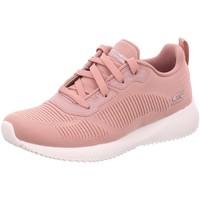 Schuhe Mädchen Derby-Schuhe & Richelieu Bobs Sportschuhe SQUAD - TOUGH TALK 32504 BLSH rosa