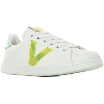 Schuhe Damen Tennisschuhe Victoria Tenis Hologramme Weiss