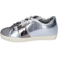Schuhe Mädchen Sneaker Enrico Coveri BN689 silber