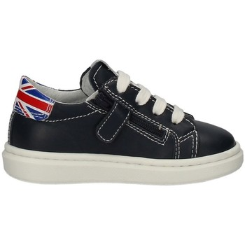 Schuhe Jungen Sneaker Low Nero Giardini E023800M BLUE