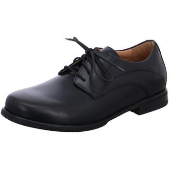Schuhe Herren Derby-Schuhe Ganter Schnuerschuhe Greg 1-257201-0100 schwarz