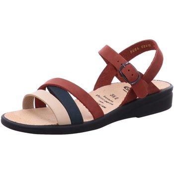Schuhe Damen Sandalen / Sandaletten Ganter Sandaletten Sonnica 20/2812-4530 rot