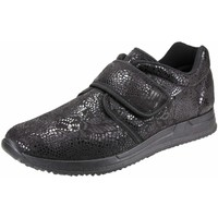 Schuhe Damen Slipper Fischer Schuhe Slipper 18401-222 schwarz