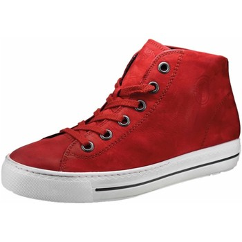 Schuhe Damen Sneaker Paul Green 4735 4735-075 rot