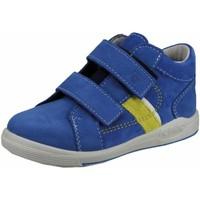 Schuhe Jungen Babyschuhe Ricosta Klettschuhe LAIF 71 2430100/151 151 blau
