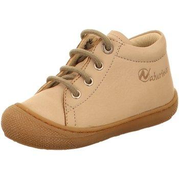 Schuhe Mädchen Babyschuhe Naturino Maedchen Stiefel 2012889 beige