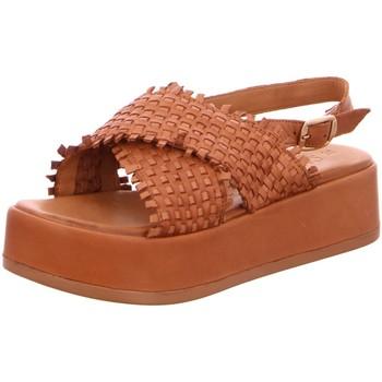 Schuhe Damen Sandalen / Sandaletten Carmela Sandaletten 06729801-S12A beige