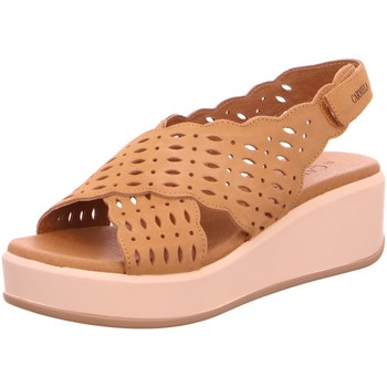 Schuhe Damen Sandalen / Sandaletten Carmela Sandaletten 67276 beige