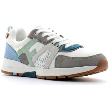 Schuhe Damen Sneaker Low Faguo Willow Blanc