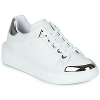 Schuhe Damen Sneaker Low Guess BRANDYN Weiss