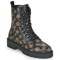 Schuhe Damen Boots Guess OXANA Schwarz