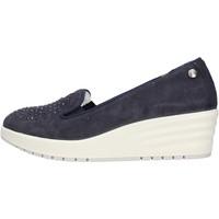 Schuhe Damen Sneaker Enval - Slip on  blu 5264200 BLU