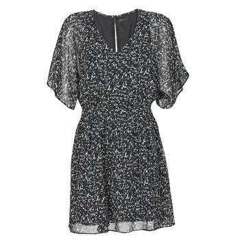 Kleidung Damen Kurze Kleider Ikks BR30075 Schwarz