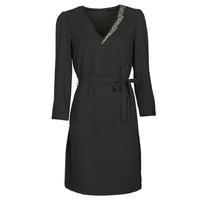 Kleidung Damen Kurze Kleider Ikks BR30265 Schwarz