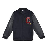 Kleidung Jungen Jacken 3 Pommes 3R41055-04-C Marine