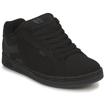 Schuhe Herren Sneaker Low Etnies FADER Schwarz