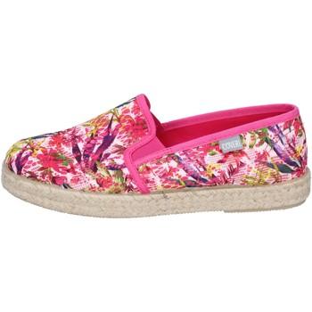 Schuhe Damen Slip on Enrico Coveri BN704 pink