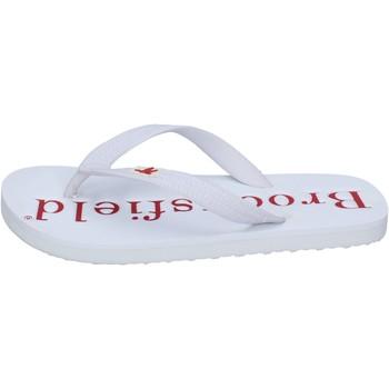 Schuhe Jungen Sandalen / Sandaletten Brooksfield sandalen gummi weiß