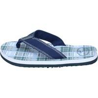 Schuhe Jungen Sandalen / Sandaletten Brooksfield sandalen segeltuch blau