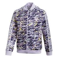 Kleidung Mädchen Trainingsjacken adidas Originals SST TOP Violett