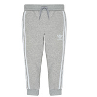 Kleidung Kinder Jogginghosen adidas Originals TREFOIL PANTS Grau