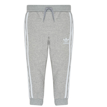 Kleidung Jungen Jogginghosen adidas Originals TREFOIL PANTS Grau