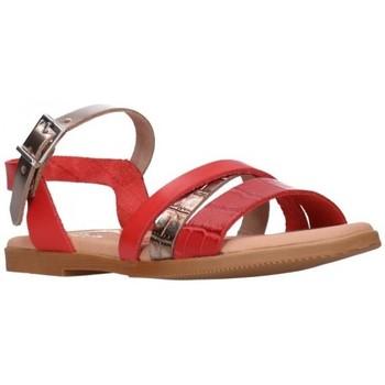 Schuhe Mädchen Sandalen / Sandaletten Oh My Sandals For Rin OH MY SANDALS 4752 ROJO CB Niña Rojo rouge