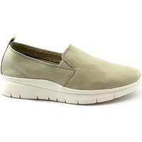 Schuhe Damen Sneaker Low Frau FRA-E20-4257-BU Panna