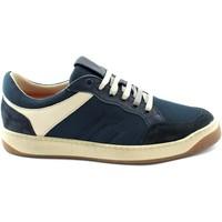 Schuhe Herren Sneaker Low Frau FRA-E20-2960-NA Blu