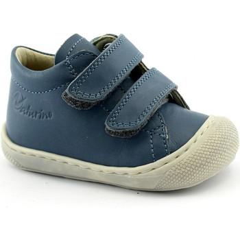 Schuhe Kinder Sneaker Low Naturino NAT-CCC-12904-CEL Azzurro
