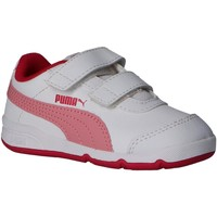 Schuhe Kinder Multisportschuhe Puma 192523 STEPFLEEX Blanco