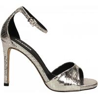 Schuhe Damen Sandalen / Sandaletten Lola Cruz  argento