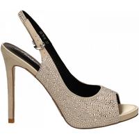 Schuhe Damen Pumps Luciano Barachini CAMOSCIO naturale