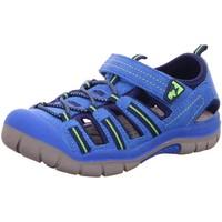 Schuhe Jungen Wanderschuhe Lurchi Trekkingsandalen 33-21613-42 blau