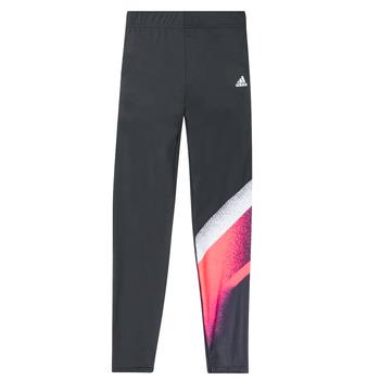 Kleidung Mädchen Leggings adidas Performance YG UC TIGHT Schwarz