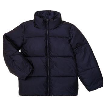 Kleidung Mädchen Daunenjacken Emporio Armani 6H3B01-1NLYZ-0920 Marine