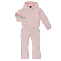 Kleidung Mädchen Jogginganzüge Emporio Armani 6H3V01-1JDSZ-0356 Rose