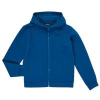 Kleidung Jungen Sweatshirts Emporio Armani 6H4BJM-1JDSZ-0975 Blau