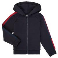 Kleidung Jungen Sweatshirts Emporio Armani 6H4ME2-4J3BZ-0922 Marine