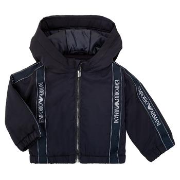 Kleidung Jungen Jacken Emporio Armani 6HHBL0-1NYFZ-0920 Marine