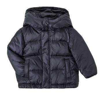 Kleidung Jungen Daunenjacken Emporio Armani 6HHBL1-1NLSZ-0920 Marine